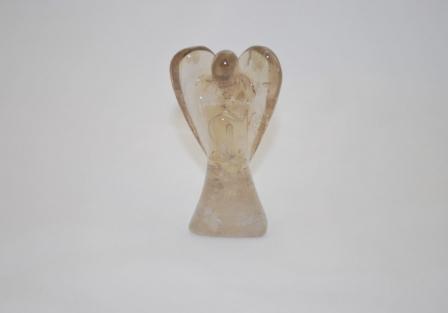 Smokey quartz Angel