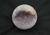 Amethyst Geode Sphere