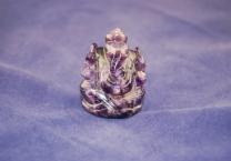 Amethyst Lord Ganesha
