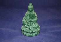 Kuan Yin, resin statue