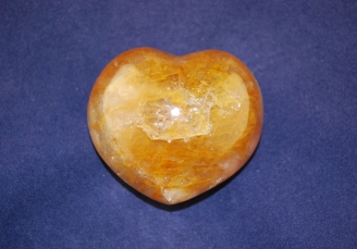 Heart Golden healer quartz 1433 (2)