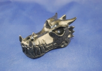 Avalon Black stone Dragon Skull