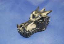 Avalon Black stone Dragon Skull