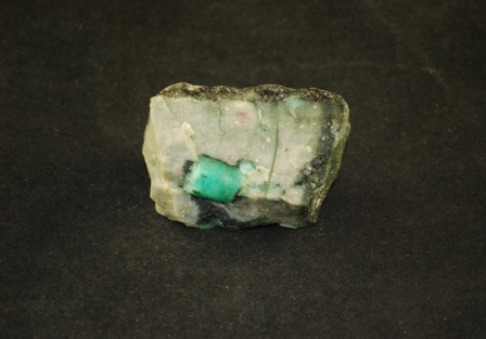 Emerald in Matrix