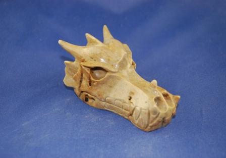 Sarsen stone Dragon Skull