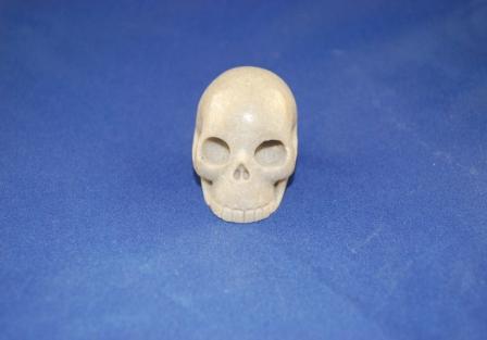 Sarsen stone Skull