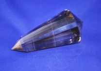 Smokey quartz Vogel crystal
