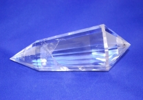 Crystal quartz Vogel crystal