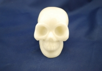 Jade crystal Skull