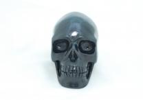Rainbow Obsidian Skull