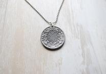 Seymchan Meteorite pendant